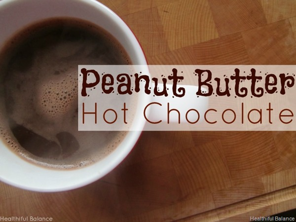 PB Hot Chocolate Healthiful Balance