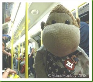 London Underground Olympic