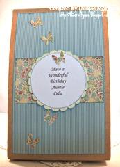CCC challenge 187 matching gift bag