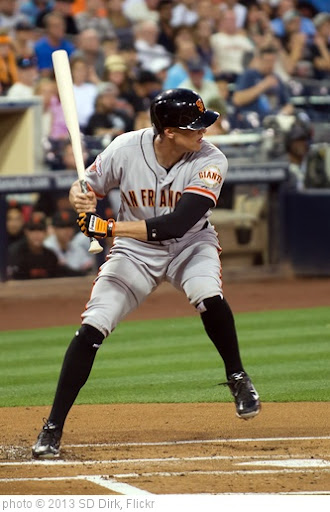 'Hunter Pence' photo (c) 2013, SD Dirk - license: http://creativecommons.org/licenses/by/2.0/