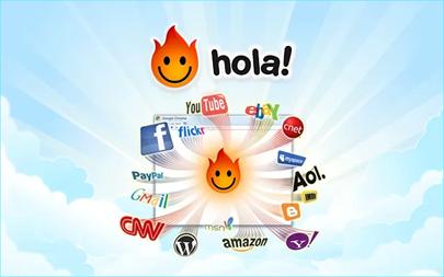 Free Hola VPN: Faster Uncensored Internet