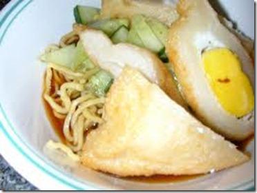 Cara Membuat Pempek Telur Palembang,