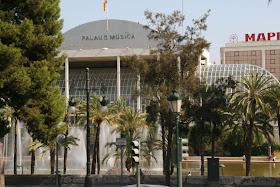 Palau de la Musica. Valencia (España)