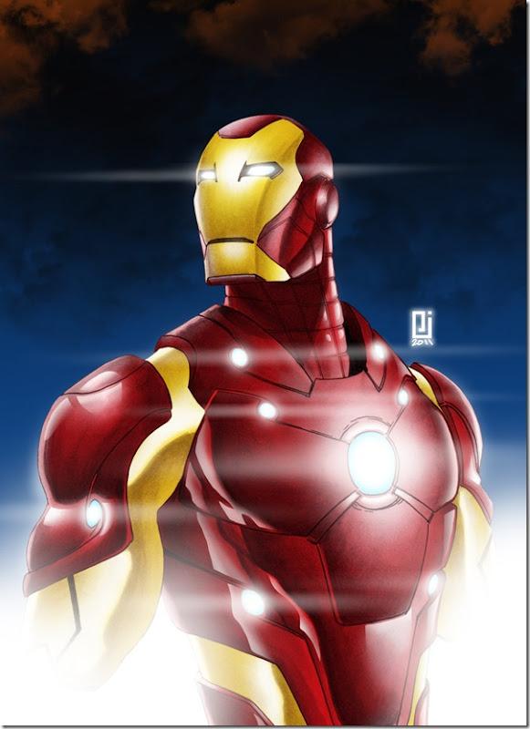 Iron man ,Anthony Edward ,Tony Stark (93)