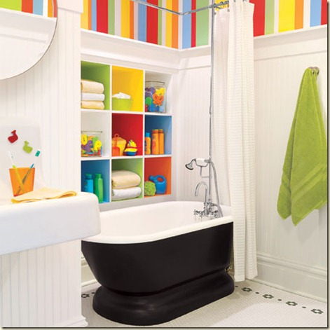 Decoracion de baños pequeños25d