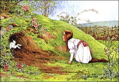 alice-rabbithole