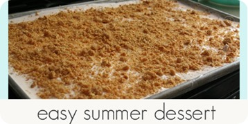 easy summer dessert