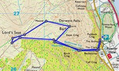 Barf and lords seat route