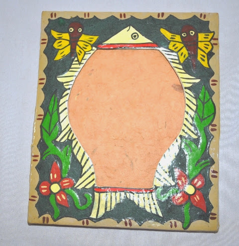 Mithila Photo Frame Paper