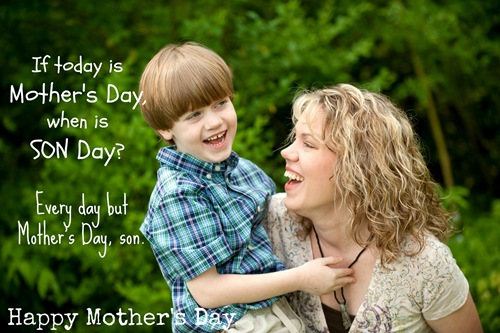 Happy Mother's Day from Montessori Tidbits