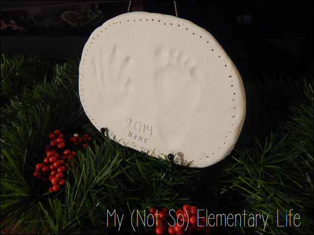 hand foot print for blog