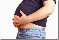 cara sederhana mengecilkan perut buncit