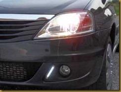 Dagrijlicht montage Dacia MCV 06