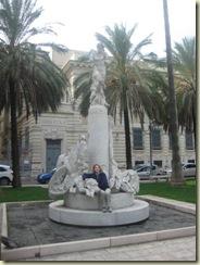 Fountain Near Port Brindisi (Small)