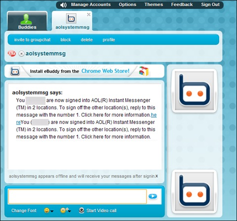 ebuddy-chat-interface