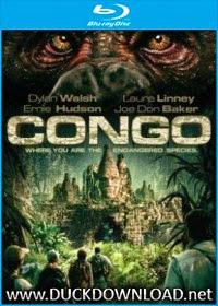 Baixar Filme Congo BluRay 1080p Dual Áudio