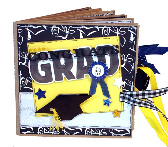 Graduation Scrapbook 1