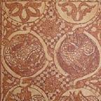 Détail de la frise médiévale