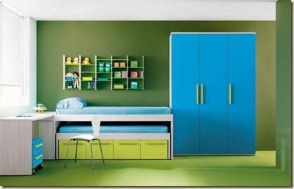 muebles para dormitorios de niños-m
