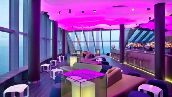 diseño-de-lamparas-modernas-W-Hotels-Charles-Farruggio