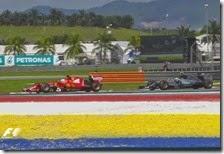 Vettel vince il gran premio della Malesia 2015