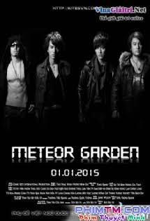 Vườn Sao Băng 1 - Meteor Garden I Tập 19 20 Cuối