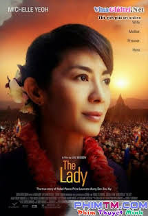 Người Đàn Bà Gan Lì - The Lady (2011)