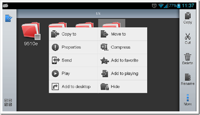 Download ES File Explorer File Manager 3.0.9.0 Apk Direct Link