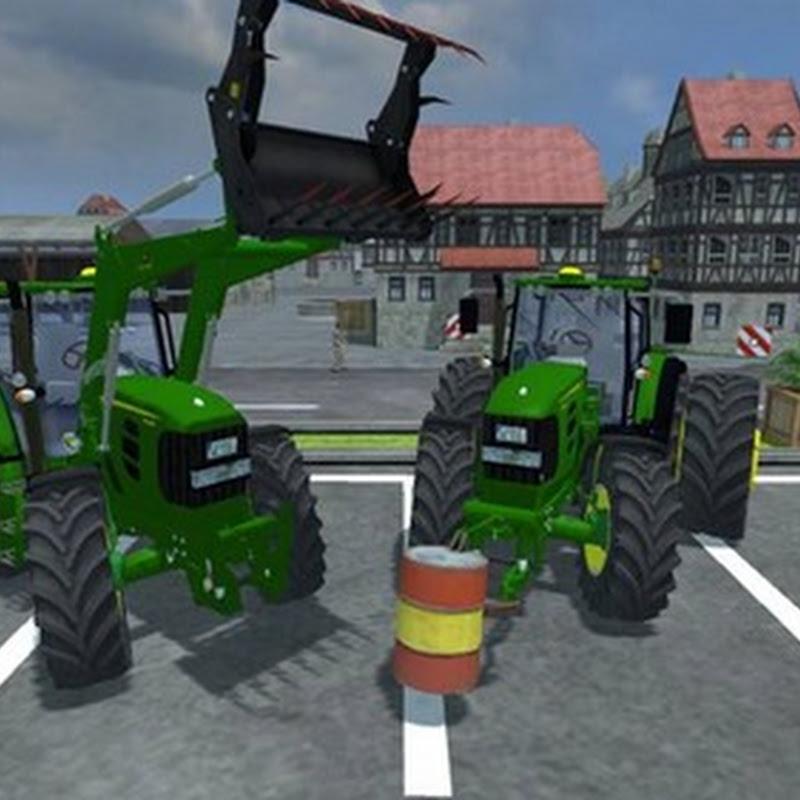 Farming simulator 2013 - John Deere 7530 FL v 2.0