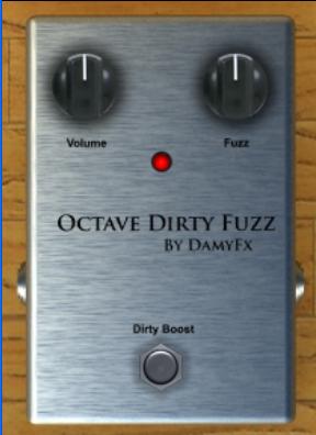 octavia fuzz effect