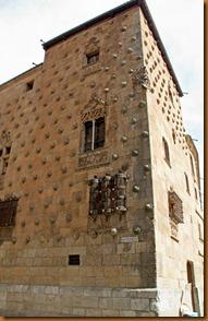 Salamanca house of shells