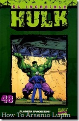 P00048 - Coleccionable Hulk #48 (de 50)