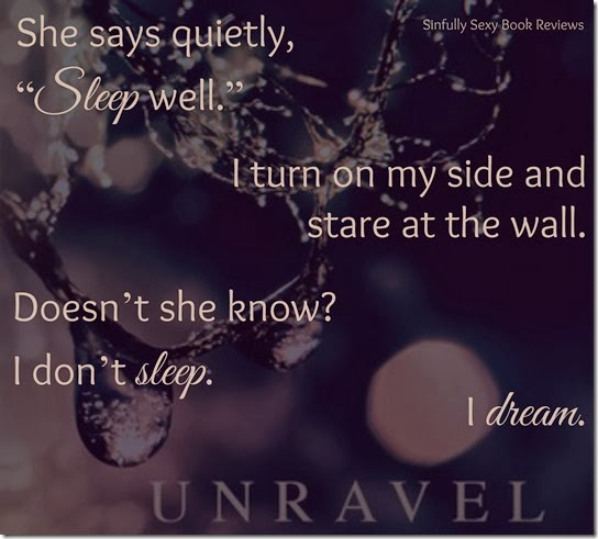 unravel for blog
