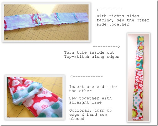 Patchwork Headband 7