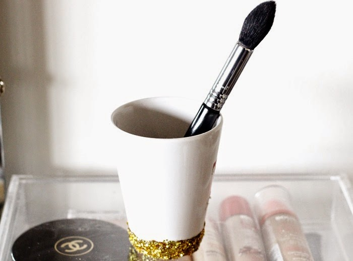 sigma tapered highlighter brush F35 review