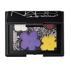 NARS Andy Warhol Flowers Palette 1