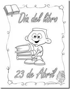 dia del libro jugarycolorear76 1