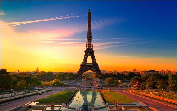 حداثيات المدن الفرنسية