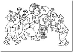 giorti tis miteras coloring pages (4)