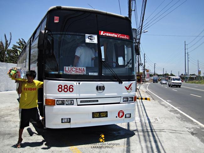 First Stop at Laguna