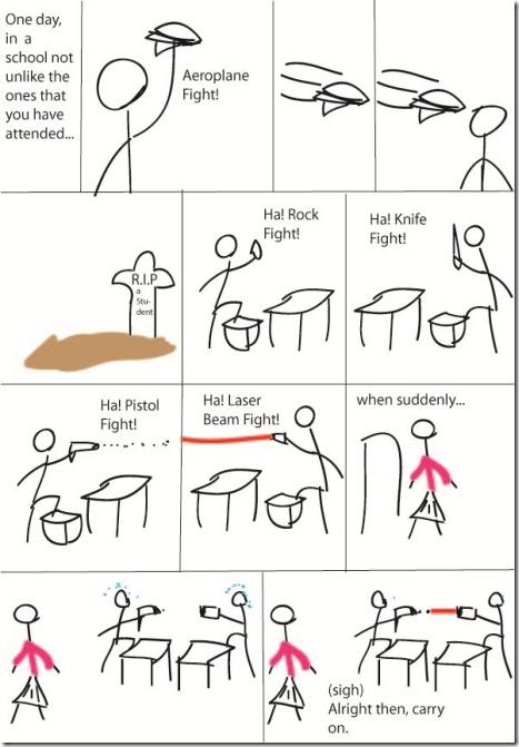Teacher's Day Comic Number 4