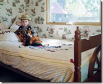 Arty The Cowboy,  Itasca, IL, 2004