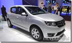 Dacia stand Parijs 2012 16