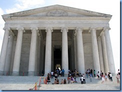 1584 Washington, D.C. - Jefferson Memorial