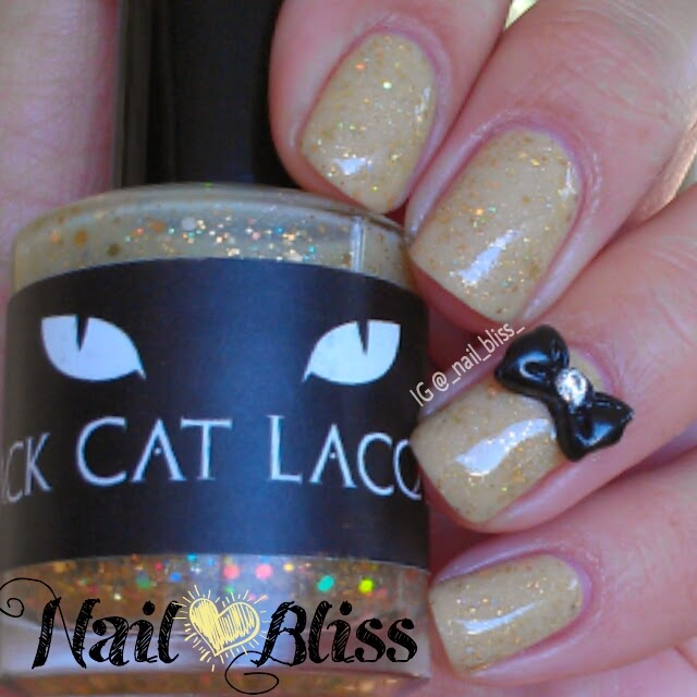 My Nail Art Diary!: Black Cat Lacquer \