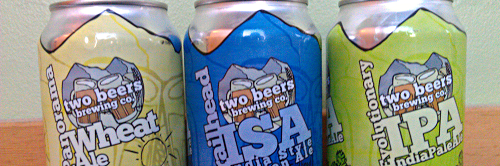 image courtesy of Two Beers Brewing