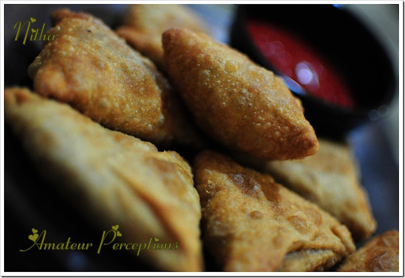 Chicken Samosa 12