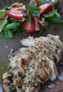 orange tarragon chicken