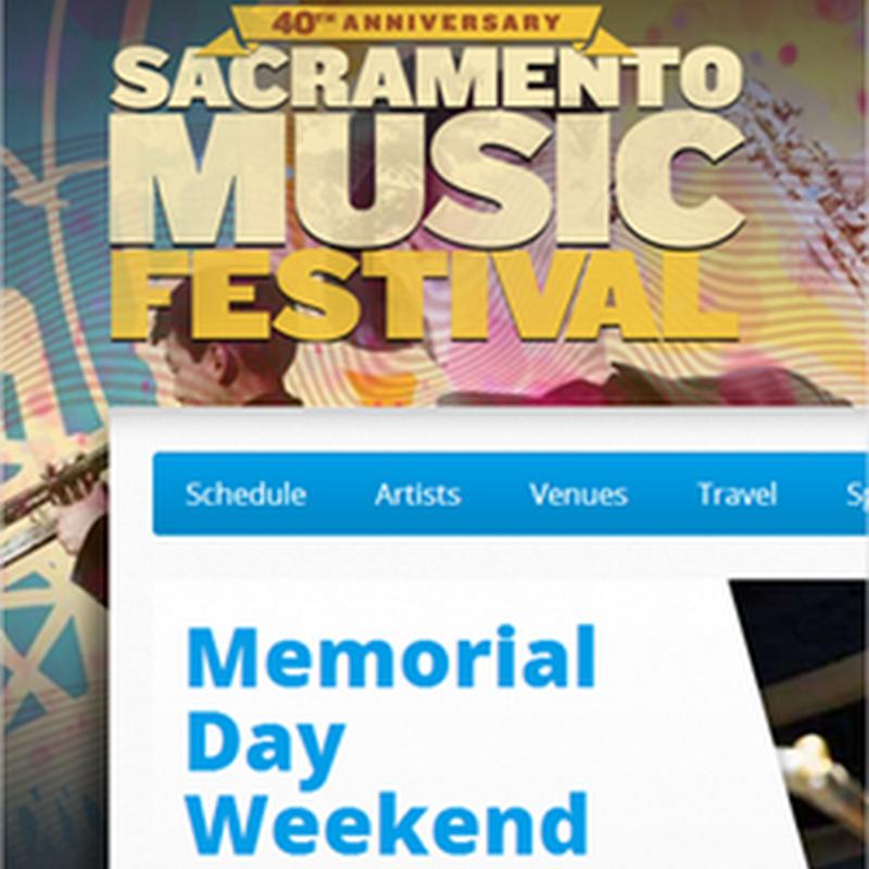30 impresionantes diseños de sitios web dedicados a la música