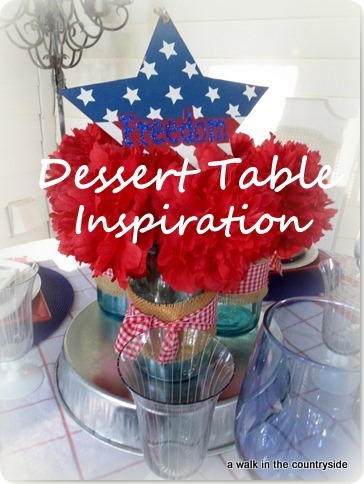 dessert table inspiratoin